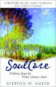 """Embracing Soul Care"" book image"