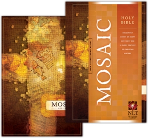 Holy Bible: Mosaic (NLT, from Tyndale)