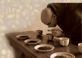 Coffee Taste-tester Monk