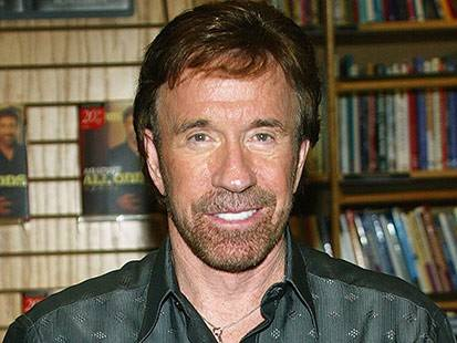 Chuck Norris, Roundhouse-Kicks Age 73 - Spark My Muse